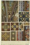 Assisi, Chiesa Di S. Francesco : Volta E Decorazioni Pittoriche Varie.