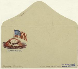 Civil War envelope.
