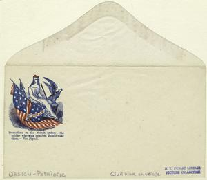 Civil war envelope.