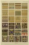 French Renaissance Design Patterns.