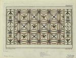 Ceiling Painting, Baths Of Titus, 81 A.D., Rome.