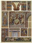 German Romanesque mural p