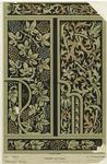 Decorative Design, 14th Century.