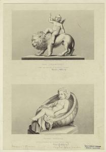 Love triumphant ; Infant Bacch... Digital ID: 820005. New York Public Library