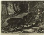 The stag and the milkmaid