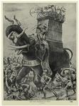 The war elephant of India