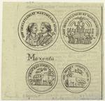 [Coins with designs of el