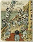 There Were Fifty Little Sailors Skipping O'Er The Decks; They Were Fifty Little White Mice, With Rings Around Their Necks!