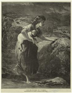 """""""Saved from the flood."""""""