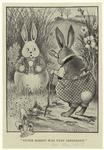 """""""Peter Rabbit was ve"""