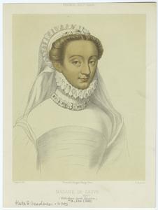 Madame de Sauve.