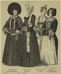 [Women in dresses, Zurich