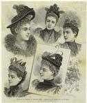 Groupe de chapeaux de pri