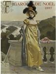 Figaro de Noël, 1897.