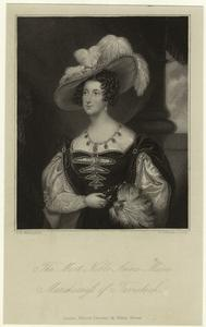 The Most Noble Anna Maria Marchioness of Tavistock.