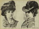 [Women in hats, France, 1