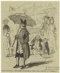 Jonas Hanway, The First Englishman Who Ever Carried An Umbrella.