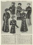 Women's fur coats