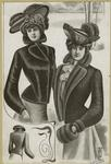 Women In Fur Garments And Hats, 1901s