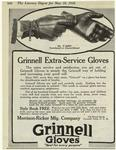 Grinnell Extra-Service Gloves.