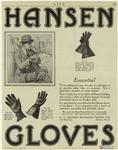 Hansen Gloves.