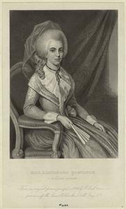 Mrs. Alexander Hamilton.