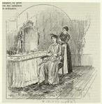 Woman Getting Her Hair Styled, Nineteenth Century.