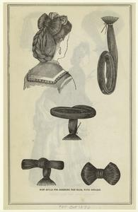 New style for dressing the hai... Digital ID: 825046. New York Public Library