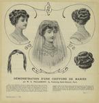 Démonstration d'une coiff