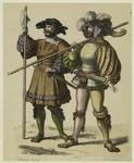[Soldiers with weaponry,