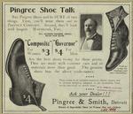Pingree shoe talk.