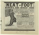 Neat-Foot, women's and mi