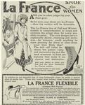 La France shoe for women.