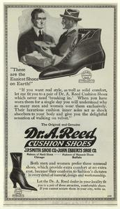 Dr. A. Reed cushion shoes.
