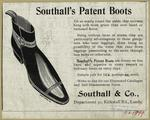 Southall'S Patent Boots.