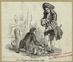 London shoeblack, 1750.
