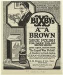 Bixby'S Aa Brown Shoe Polish For Dark Tan And Brown Shoes.