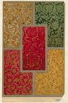 [Textile designs, 17th ce