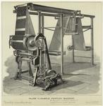 Sample printing machine.