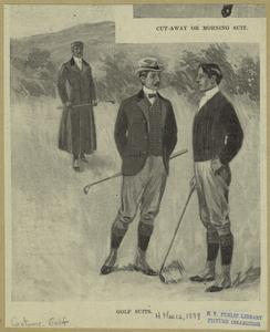 Golf suits.