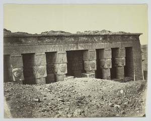 Temple of Athor, Denderah