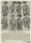 Women'S And Misses' Sweater Jackets.