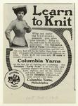 Learn to knit.