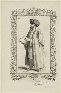 Armenian gentleman in Turkey, 16th cen.