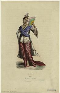Nobile Birmana (Asia).