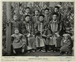 Chinese mandarins, Canton