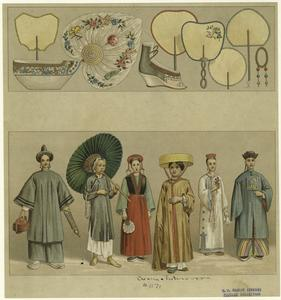 Chinese and Tartaran women.