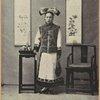 A Charming Manchu Girl.