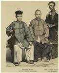 Chinesische Babás aus den Straits Settlements ; Chin. Schuster (Opium ... aus Singapore