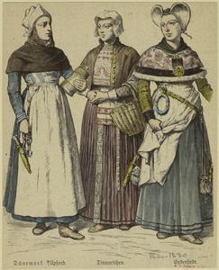 Dänemark : Upford; Ditmarschen; Enderstedt.